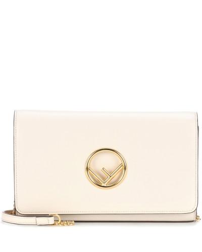 Fendi Damen Schultertasche Wallet on Chain