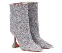 Ankle Boots Mia mit Glitter