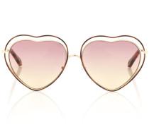 Sonnenbrille Poppy Heart