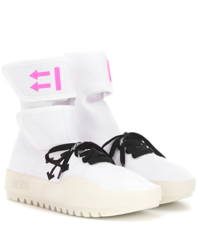 High-Top-Sneakers CST-001