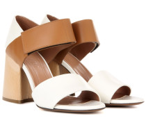 Exklusiv bei mytheresa.com – Sandaletten aus Leder