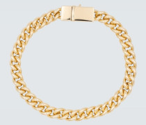Vergoldetes Armband Rounded Curb