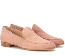 Loafers Marcel aus Veloursleder
