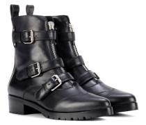 Ankle Boots Alex aus Leder