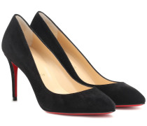 Pumps Eloise 85 aus Veloursleder