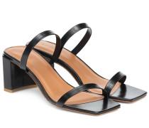 Sandalen Tanya aus Leder