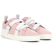 Garavani Sneakers Rockstud aus Leder