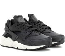 Sneakers Air Huarache Run Premium aus Leder