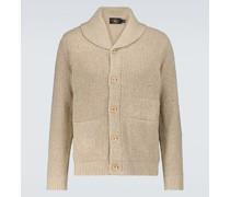 Cardigan aus Baumwolle und Seide