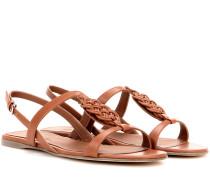 Sandalen Kaila aus Leder