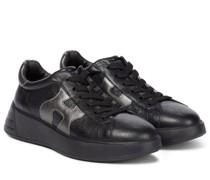 Sneakers Rebel aus Leder