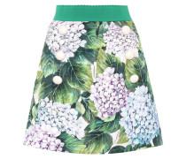 Verzierte Shorts aus Jacquard