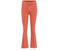 High-Rise Flared Jeans Hustler