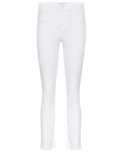 High-Rise Skinny Jeans Pyper