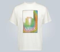 T-Shirt Stonehenge Polaroid