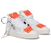 High-Top-Sneakers 3.0 Court aus Leder