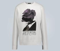 Rundhals-Sweatshirt Japanese Psycho