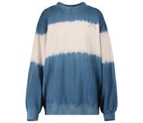 Sweatshirt Aurelie aus Baumwolle
