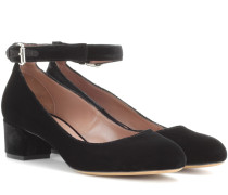 Pumps Martha aus Veloursleder