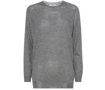 Pullover aus Schurwolle
