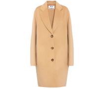 Mantel Landi aus Wolle und Cashmere