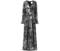 Robe aus Georgette