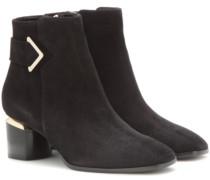 Anklebooties Brannagh aus Veloursleder