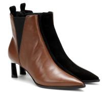 Ankle Boots Eletta aus Leder