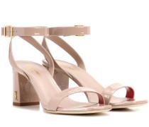 Sandaletten Loulou aus Lackleder