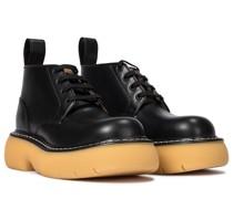 Ankle Boots The Bounce aus Leder