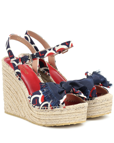 Wedge-Espadrilles VLTN Scale