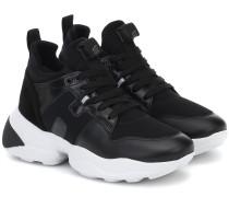 Sneakers H487 Interaction aus Leder