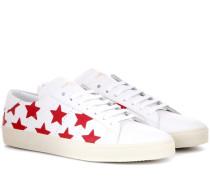 Leder-Sneakers Court Classic SL/06