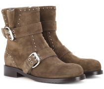 Boots Blyss aus Leder