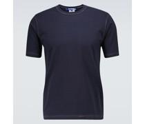 T-Shirt aus Baumwoll-Jersey