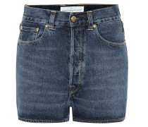 High-Rise Jeansshorts Judy