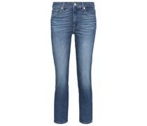 Mid-Rise Slim Jeans Roxanne