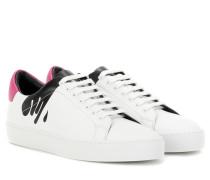 Sneakers Westford Splash aus Leder