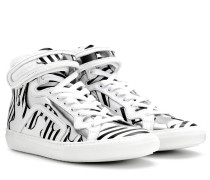 Mytheresa.com Exclusive High-Top-Sneakers aus Leder