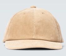 Baseballcap aus Baumwollcord