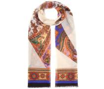 Bedruckter Schal aus Cashmere