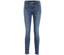 High-Rise Skinny Jeans Maria
