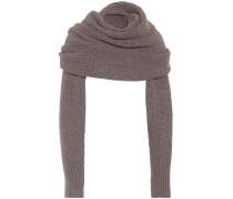 Schal aus Wolle und Cashmere