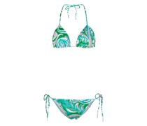 Bedrucktes Bikini