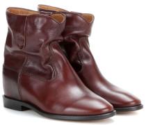 Étoile Cluster Leder-Boots