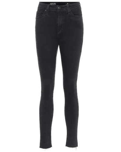 High-Rise Skinny Jeans The Mila