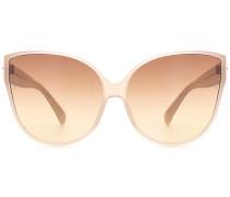 Oversize-Sonnenbrille