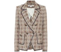 Blazer Theron aus Tweed