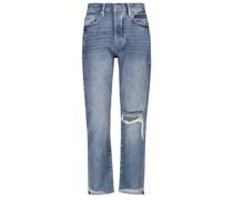 High-Rise Slim Jeans Le Original