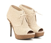 Peeptoe-Booties Darfield